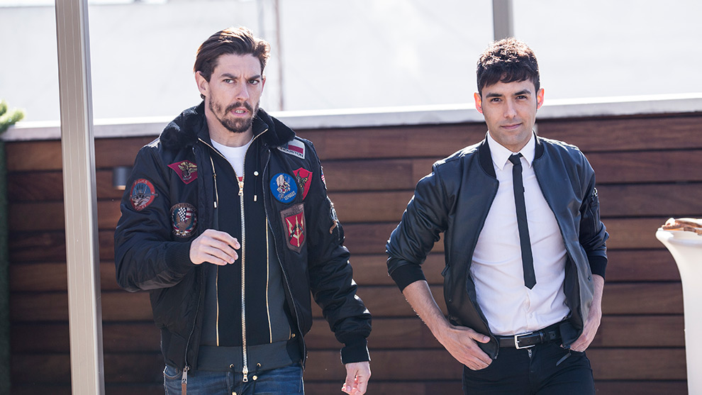 Adrián Lastra y El Mago Pop