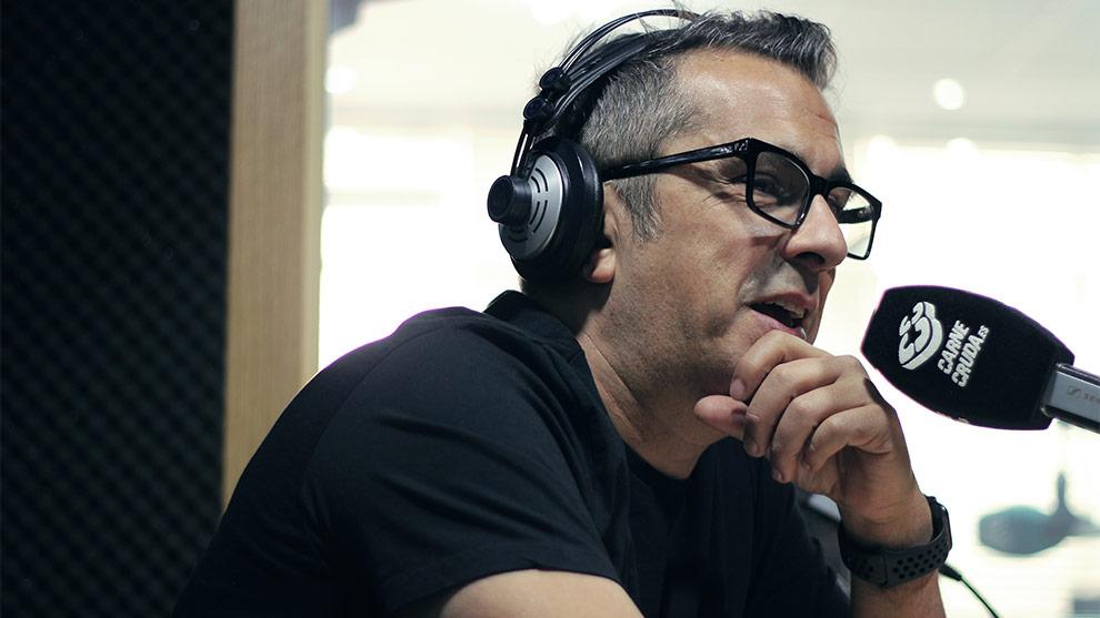 Andreu Buenafuente en 'Carne cruda'