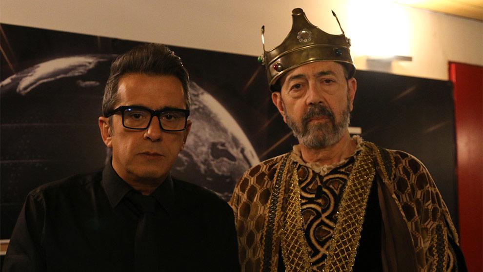 Andreu y Miguel